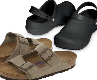 What's Worse: Crocs or Birkenstocks