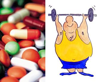 Diet Pills vs Exercise